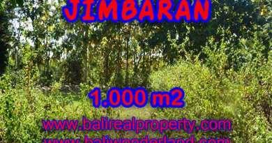 Exotic LAND SALE IN JIMBARAN BALI TJJI071