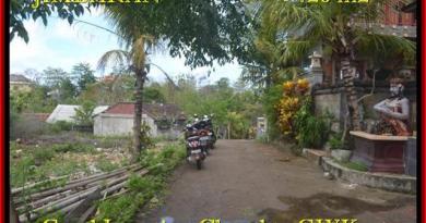 Exotic PROPERTY Jimbaran Ungasan LAND FOR SALE TJJI083