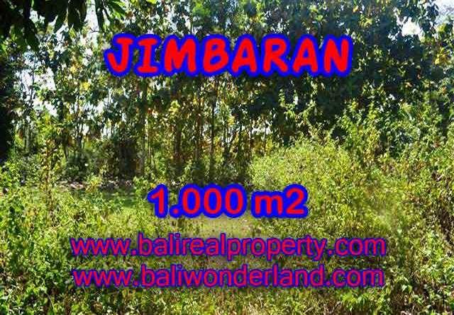 Affordable LAND SALE IN JIMBARAN BALI TJJI071