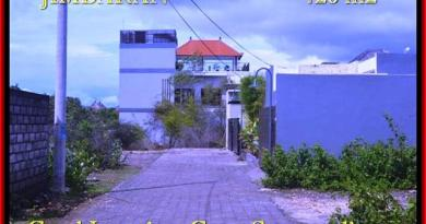FOR SALE 420 m2 LAND IN Jimbaran Ungasan TJJI096