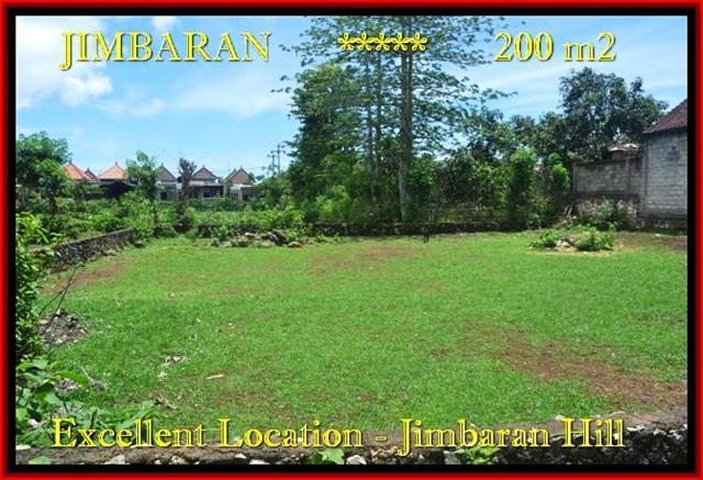 JIMBARAN BALI LAND FOR SALE TJJI087