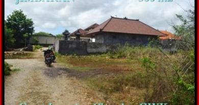 Magnificent LAND IN Jimbaran Ungasan FOR SALE TJJI084