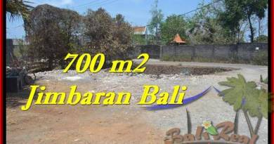 FOR SALE Magnificent 700 m2 LAND IN JIMBARAN TJJI100