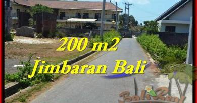 Affordable PROPERTY 200 m2 LAND IN JIMBARAN BALI FOR SALE TJJI101