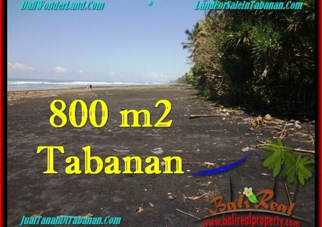 Magnificent PROPERTY TABANAN LAND FOR SALE TJTB260