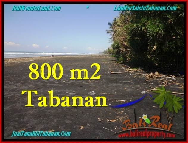 FOR SALE Magnificent LAND IN Tabanan Selemadeg BALI TJTB260