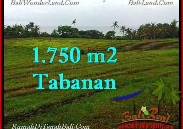 Exotic PROPERTY LAND IN TABANAN FOR SALE TJTB262