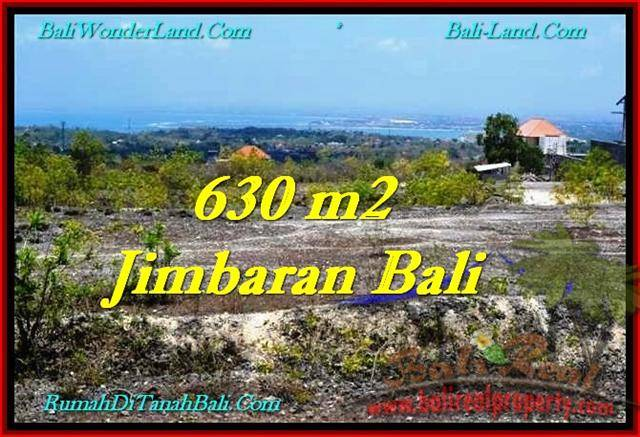Exotic JIMBARAN 630 m2 LAND FOR SALE TJJI099