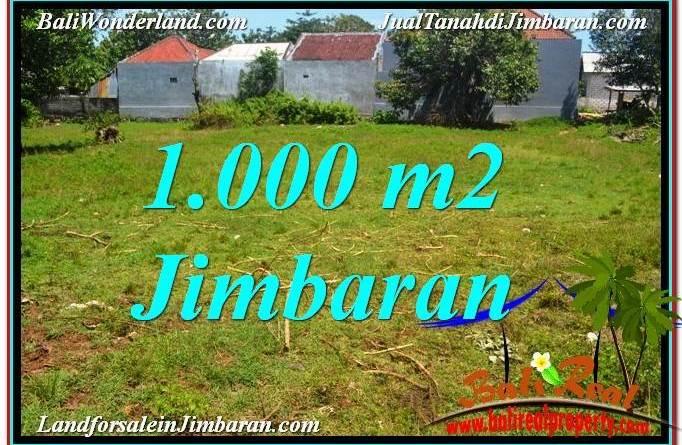 Magnificent LAND FOR SALE IN JIMBARAN BALI TJJI108