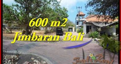 Exotic PROPERTY 600 m2 LAND FOR SALE IN JIMBARAN BALI TJJI097