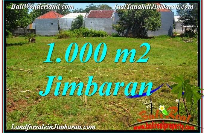 Magnificent JIMBARAN BALI LAND FOR SALE TJJI108