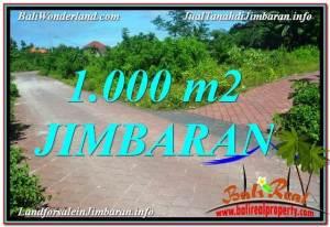 LAND FOR SALE IN Jimbaran Uluwatu BALI TJJI111