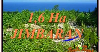Beautiful PROPERTY Jimbaran Uluwatu BALI 16,000 m2 LAND FOR SALE TJJI112