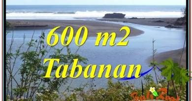 Exotic Tabanan Selemadeg LAND FOR SALE TJTB344