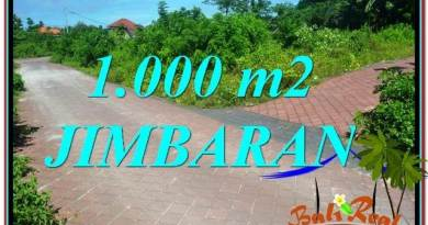 1,000 m2 LAND SALE IN JIMBARAN TJJI111