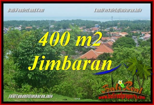 Beautiful PROPERTY JIMBARAN BALI 400 m2 LAND FOR SALE TJJI122