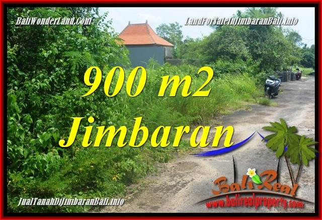 Beautiful PROPERTY 900 m2 LAND IN JIMBARAN FOR SALE TJJI124