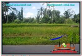 Exotic PROPERTY LAND FOR SALE IN UBUD BALI TJUB649