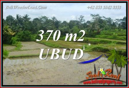 Exotic Property 370 m2 Land in Ubud Pejeng for sale TJUB702