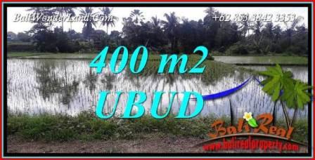 Beautiful Land sale in Ubud Bali TJUB721