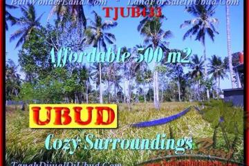 LAND IN Sentral Ubud FOR SALE TJUB433