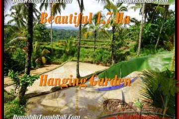 FOR SALE Exotic 17,000 m2 LAND IN UBUD TJUB470