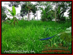 Beautiful UBUD BALI 1,300 m2 LAND FOR SALE TJUB481