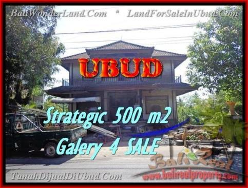 Magnificent Sentral Ubud BALI LAND FOR SALE TJUB438
