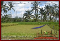 Magnificent PROPERTY 600 m2 LAND FOR SALE IN Ubud Tegalalang TJUB427
