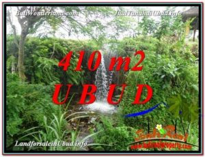 Magnificent 410 m2 LAND FOR SALE IN UBUD BALI TJUB578
