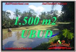 Magnificent Ubud Payangan BALI LAND FOR SALE TJUB630
