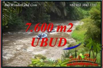 Exotic Property 7,600 m2 Land sale in Semana Badung TJUB705