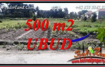 Land for sale in Ubud TJUB720