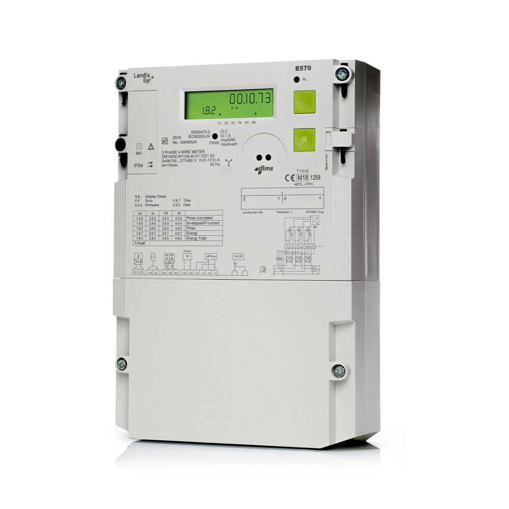 medium resolution of commercial and industrial meters