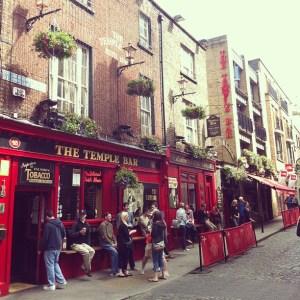 Grünes Dublin
