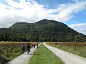 Wandern im Killarney Nationalpark (Kerry)