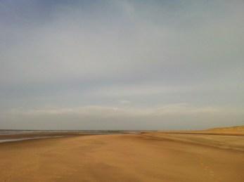 Am Strand von Oostkapelle