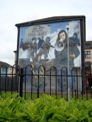 Ausflug nach Derry