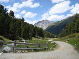 Wandern durch Graubünden – Lü bis S-Charl