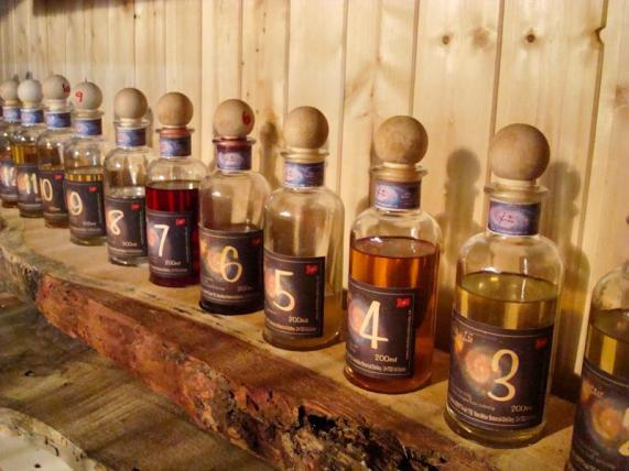 Likör aus der Distilleria Beretta