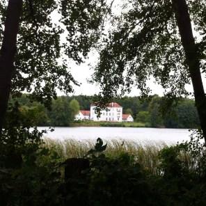 Naherholung in Berlin: Grundewaldsee