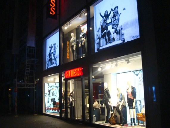 Morgenwanderung durch Köln: Schildergasse