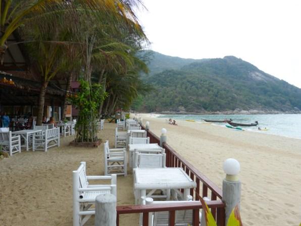 Bottle Beach auf Koh Phangan