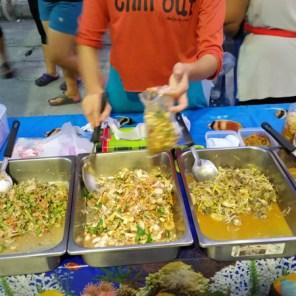 Traditionelle Märkte auf Koh Phangan