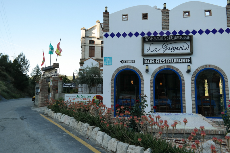 Hotel La Garganta