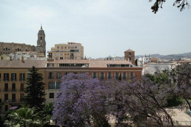 Gelassen unterwegs durch Málaga Stadt