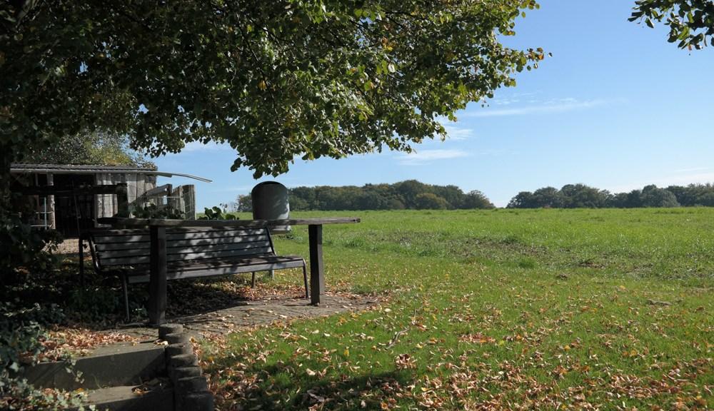 Bauernhofweg in Lohmar