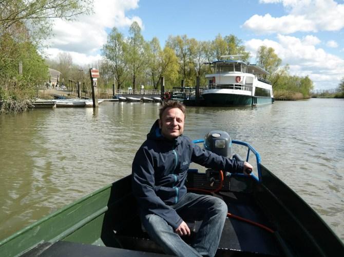 Fluisterboot Tour ab Biesboschcentrum