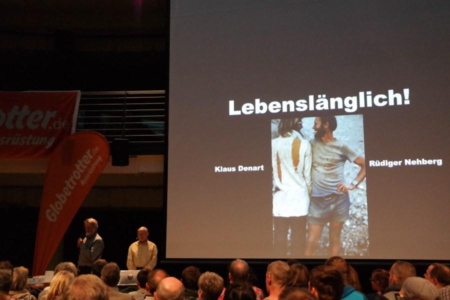 """Vortrag """"Lust auf Abenteuer"""" mit Mr. Globetrotter und Sir Vival"""