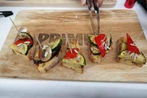 Lecker Essen in der Globetrotter Food Passage